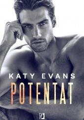 Okładka książki Potentat Katy Evans