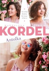 Okładka książki Antolka Magdalena Kordel