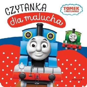 Okładka książki Tomek i przyjaciele. Czytanka dla malucha Britt Allcroft