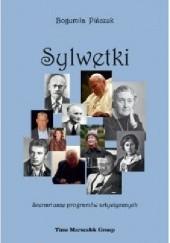 Okładka książki Sylwetki Bogumiła Pińczuk