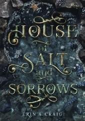 Okładka książki House of Salt and Sorrows Erin Craig