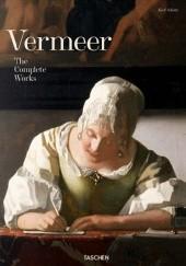 Okładka książki Vermeer. The Complete Works Karl Schütz
