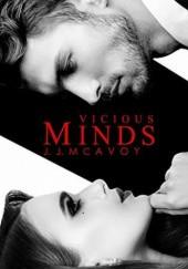 Okładka książki Vicious Minds