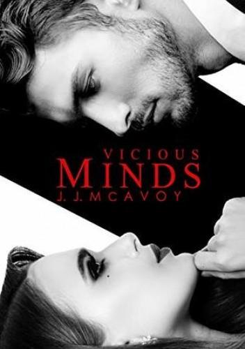 Okładka książki Vicious Minds J. J. McAvoy