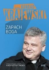 Okładka książki Zapach Boga Konrad Krajewski