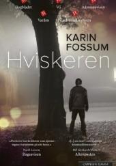 Okładka książki Hviskeren Karin Fossum