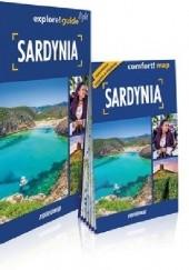 Okładka książki Sardynia. Przewodnik + mapa Agnieszka Fundowicz-Skrzyńska