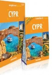 Okładka książki Cypr. Przewodnik + mapa Piotr Jabłoński