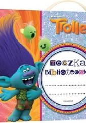 Okładka książki Trolle. Teczka biblioteczka praca zbiorowa