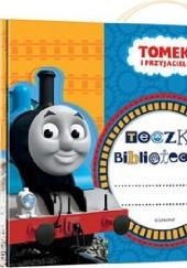 Okładka książki Tomek i przyjaciele. Teczka biblioteczka praca zbiorowa