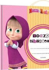 Okładka książki Masza i Niedźwiedź. Teczka biblioteczka praca zbiorowa