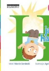 Okładka książki H jak hamak Marcin Sendecki