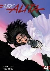 Okładka książki Battle Angel Alita. Edycja Specjalna tom 4 Yukito Kishiro