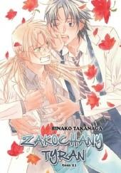 Okładka książki Zakochany Tyran 11 Hinako Takanaga