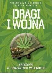 Okładka książki Dragi i wojna Przemysław Słowiński,Teresa Kowalik