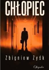 Okładka książki Chłopiec Zbigniew Zyśk