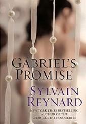 Okładka książki Gabriel's Promise Sylvain Reynard