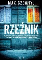 Okładka książki Rzeźnik Max Czornyj