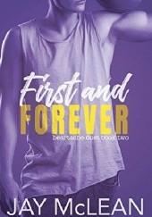 Okładka książki First and Forever Jay McLean