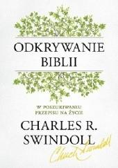 Okładka książki Odkrywanie Biblii Charles R. Swindoll