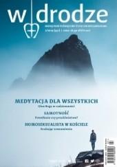"""Okładka książki W drodze 2019, nr 07 Roman Bielecki OP,Redakcja miesięcznika """"W drodze"""""""