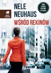 Okładka książki Wśród rekinów Nele Neuhaus