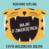 Okładka książki Bajki o zwierzętach Rudyard Kipling
