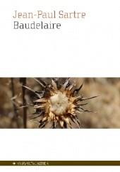 Okładka książki Baudelaire Jean-Paul Sartre