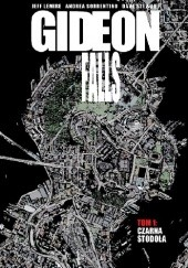 Okładka książki Gideon Falls, tom 1: Czarna Stodoła Jeff Lemire,Andrea Sorrentino