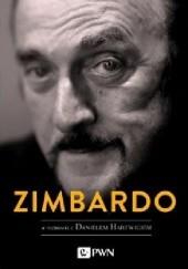 Okładka książki Zimbardo w rozmowie z Danielem Hartwigiem Philip G. Zimbardo,Daniel Hartwig