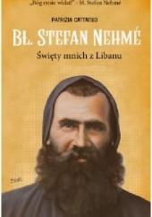Okładka książki Bł Stefan Nehme Patrizia Cattaneo