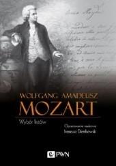 Okładka książki Wybór listów Wolfgang Amadeusz Mozart