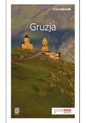 Okładka książki Gruzja. Travelbook. Wydanie 3 praca zbiorowa