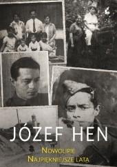 Okładka książki Nowolipie. Najpiękniejsze lata Józef Hen