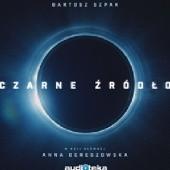 Okładka książki Czarne źródło Bartosz Szpak