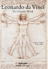 Okładka książki Leonardo da Vinci: The Graphic Work Frank Zöllner,Johannes Nathan