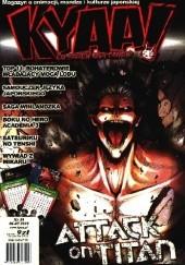 Okładka książki Kyaa! nr 59 Redakcja magazynu Kyaa!