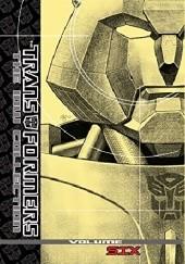 Okładka książki Transformers - The IDW Collection - volume 6 Simon Furman,Eric Holmes