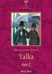 Okładka książki Lalka. Tom II Bolesław Prus