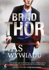 Okładka książki As wywiadu Brad Thor
