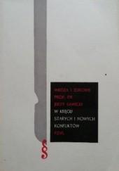 Okładka książki W kręgu starych i nowych konfliktów