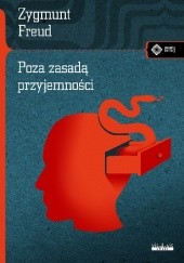 Okładka książki Poza zasadą przyjemności Sigmund Freud