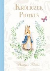 Okładka książki Króliczek Piotruś Beatrix Helen Potter