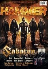 Okładka książki Metal Hammer, nr 7 (337) / 2019 Redakcja magazynu Metal Hammer