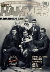 Okładka książki Metal Hammer, nr 6 (336) / 2019 Redakcja magazynu Metal Hammer