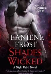 Okładka książki Odcienie grzechu Jeaniene Frost