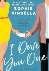 Okładka książki I Owe You One Sophie Kinsella