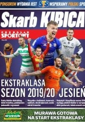 Okładka książki Skarb Kibica Extra – Ekstraklasa - jesień 2019/2020 Redakcja Przeglądu Sportowego