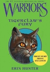 Okładka książki Warriors: Tigerclaw's Fury Erin Hunter