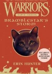 Okładka książki Warriors Super Edition: Bramblestar's Storm